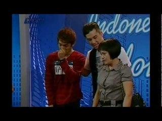 Dan, Ahmad Dhani Juga Terharu - Audisi 3 - INDONESIAN IDOL 2012