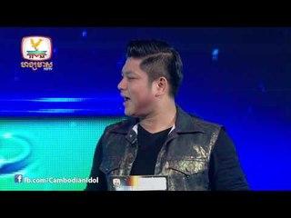 CambodianIdol Talkshow Week 2 EP 2 Part 1