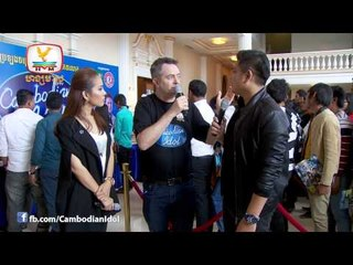 CambodianIdol Talkshow EP 12 Part 3