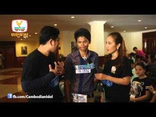 CambodianIdol Talkshow EP 11 Part 2