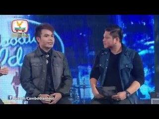 CambodianIdol Talkshow EP1-2