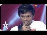Wow! They Got A Skill! - Ade Lesmana & Eval Sanjaya - AUDITION 7 - Indonesia's Got Talent