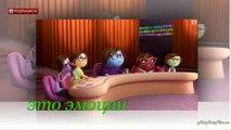 Мультфильм Головоломка русский трейлер | Inside Out 2015 | Мультик Головоломка 2015 трейлер