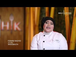 RANI - Contestant Profile - Hell's Kitchen Indonesia