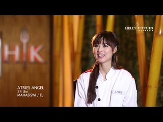ATRIES - Contestant Profile - Hell's Kitchen Indonesia