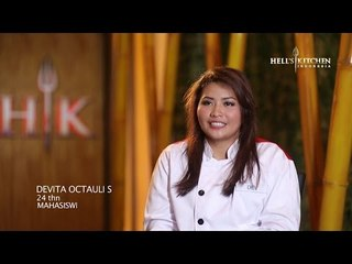 DEV - Contestant Profile - Hell's Kitchen Indonesia