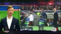 Cristiano Ronaldo y Zidane pactan el cambio ante AS Roma - Roma vs Real Madrid 0-2