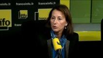 """Ségolène Royal : """"N'anticipons pas un échec du vote des parlementaires"""" sur la réforme du travail"""