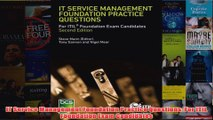Download PDF  IT Service Management Foundation Practice Questions For ITIL Foundation Exam Candidates FULL FREE