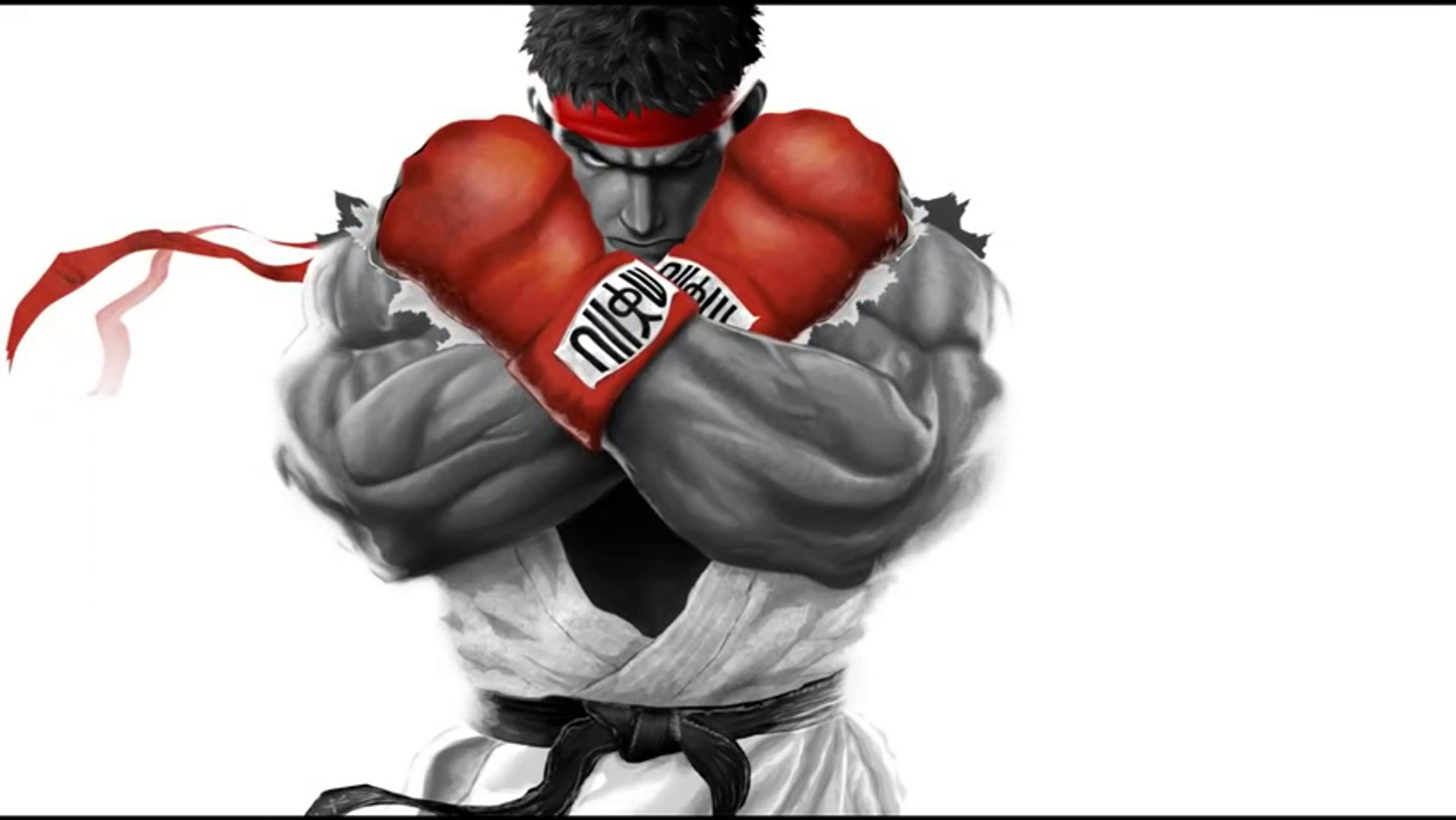 Draw Ryu In Street Fighter By Excel Video Dailymotion