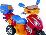 Motos jouets pour enfants, dessin animé pour les enfants