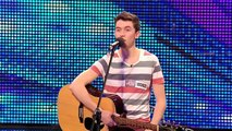 Ryan O'Shaughnessy No Name - Britain's Got Talent 2012 audition - International version