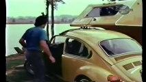 VW Bug Fifth Wheel Trailer FOUND. Forgotten Volkswagen Camper. 1 of a kind VW accessory.