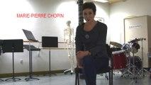 REGARD 372 - pédagogues de la danse - Entretien avec Marie-Pierre Chopin . RLHD.TV