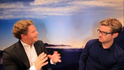 Arbejdsglæde med Bjørn Erik Brandsæter Helgeland og Henrik Mærsk