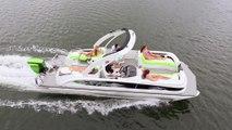 2016 Manitou Pontoon Boats Lineup