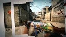 Топ 10 дорогих оружий в CS GO (Counter Strike  GO)