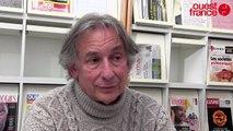 Jean Rouaud, invité de dimanche Ouest-France part1