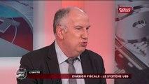 Evasion fiscale : « les pertes en 2012 étaient comprises entre 60 et 80 milliards d'euros » rappelle Eric Bocquet