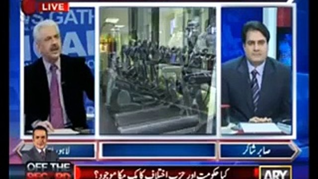 Sabir Shakir reveals what is Shareef family plan in future