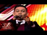 ARIO SETIAWAN - SAVE THE LAST DANCE FOR ME (Michael Buble) - The Chairs 1 - X Factor Indonesia 2015