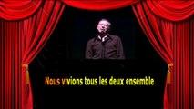 Karaoké Yves Montand - Les feuilles mortes