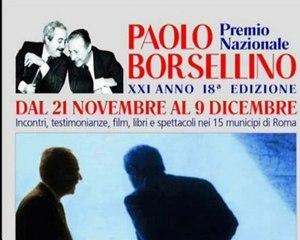 365 - Premio Borsellino 2013 - 1 - Presentazione e Saluti delle autorità