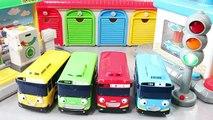 타요 꼬마버스 타요 주유소 차고지 세차장 장난감 Tayo the Little Bus Toys