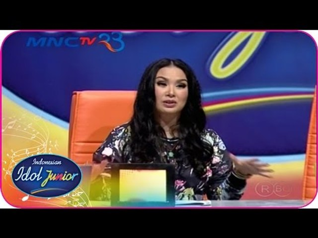 EP05 PART 4 - AUDITION 5 - Indonesian Idol Junior