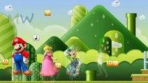 Super Mario Finger Family | Nursery Rhymes Songs for Children | Super Mario Cartoon Animat