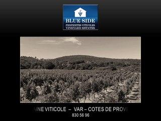 Domaine viticole à vendre Var - Vignoble à vendre Var - Vente propriété viticole Provence