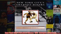 Download PDF  New York Citys Greatest Boxers  NY  Images of Sports FULL FREE