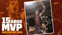 """FCB Basket: """"2001: Pau punto de partida"""" (Barça TV)"""