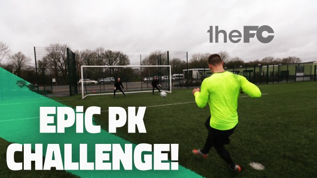 EPIC PENALTIES with DC Freestyle and RossiHD! | theFC