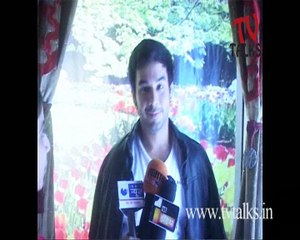 Interview With Bihaan (Manish goplani) on set of Thapki Pyaar Ki 18th february 2016