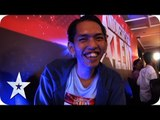 This Guy Makes Everyone Dance Like His Style - Hidden Talent - Indonesia's Got Talent