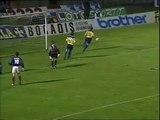 Zidane superbe but Sochaux vs Bordeaux (94/95) (Rare)