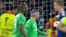 Marc Janko Penalty Goal - Saint-Étienne 2-2 Basel 18.02.2016
