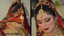 Real Asian Bridal Makeup - Velvet Look-Real Bridal makeup - Real Bride, Asian Bridal Makeup - Asian Bridal makeup