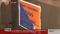 Saint-Saulve se mobilise pour les salariés de Vallourec
