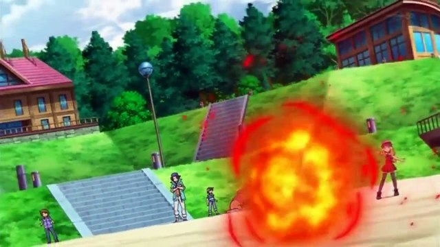 21 Pokemon X and Y Episode 39 Battle