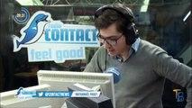 Les journalistes de Radio Contact victimes d'un fou-rire irrépressible ce matin (vidéo)