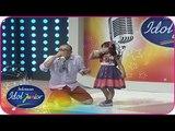 Yang Menang Lomba Minum Susu, Fahira atau A' Irvan ya? (Extended) - Indonesian Idol Junior