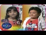 FAHIRA & DAFA - Extended Clip Audition 1 - Indonesian Idol Junior