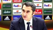 """Valverde : """"L'OM était très physique"""""""