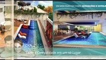 Apartamentos 1  e 2 Quartos e Lojas em Águas Claras - 61 86152986
