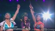 TNA iMPACT Wrestling 2016.02.16 Gail Kim & Madison Rayne vs Jade & Marti Bell