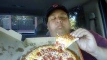 Soft Pretzel Crust Pizza | Little Caesars Pizza® REVIEW!