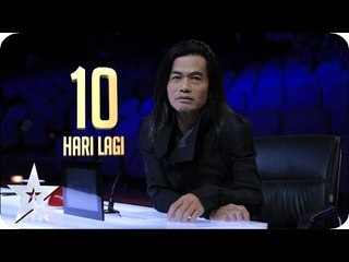 [COUNTDOWN] Jay Subyakto - 10 Hari Lagi - Indonesia's Got Talent