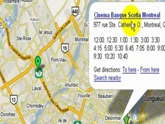 Google Street View, Mapplets et Gears